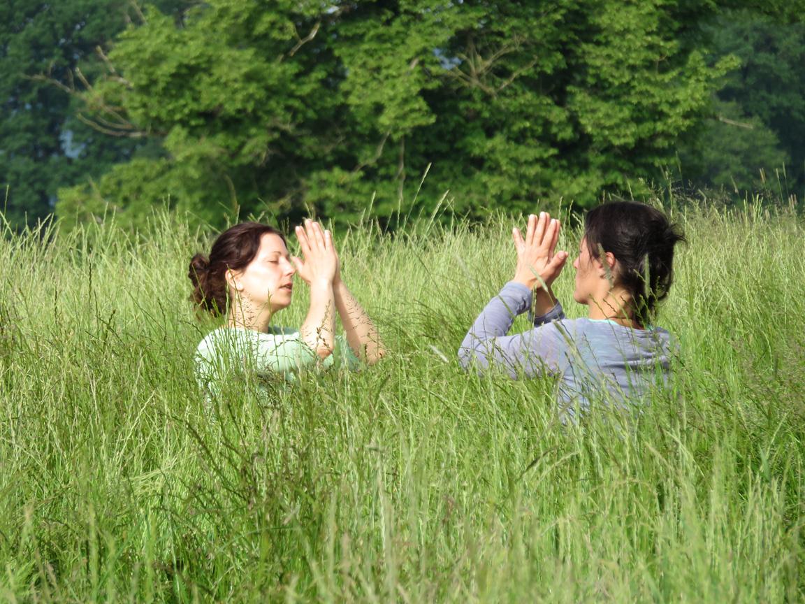 Yoga Kurse FreiRäume München Berg am Laim